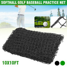 3m Golf Practice Net Exercise Training Aid Driving Impact Screen Netting AU