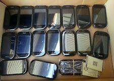 lot of 16 Sharp Kin TWO QWERTY 3G CDMA Cellular Phone - Black Verizon