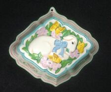 Franklin Mint 1986 Le Cordon Bleu Spring Lamb Decorative Kitchen Mold
