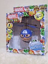 NEW- Heli Ball Sphere Captain America Control in Your Hand Fly Up to 15' USB Cha
