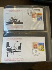 NASA Training Challenger Stamp Book Total 110 Stamps