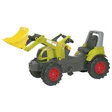 Rolly Toys Claas Arion 640 Traktor mit Frontlader und Motorhaube zum öffnen, T