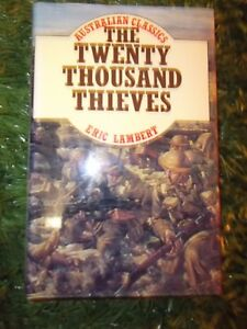 The Twenty Thousand Thieves - Australian Classics Series Hardcover – 1982