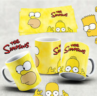 The Simpsons MUG HOMMER SIMPSON (Characters) MUG 110Z  (39)