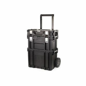 Husky 22-inch Rolling Tool Storage Cart with Connect System