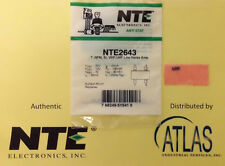 NTE NTE2643 T-NPN, Si, VHF/UHF Low Noise Amp (QTY2)
