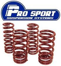 PROSPORT Honda Civic Coupe 95-01 1.4 .5 1.6 EJ Lowering Springs 60/35mm