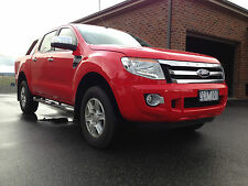 FORD RANGER BASH PLATE PX / MAZDA BT50 2012 TO 2018 CODE 036 A,B 2PIECE SET