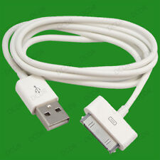 1m iPhone USB Data Transfer Sync Cable Cord, 3G, 3GS, 4, 4S, iPod, iPad, Charger