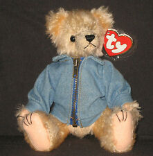 TY LOGAN the BEAR ATTIC TREASURE - CANADA EXCLUSIVE - MINT with MINT TAGS