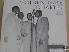 Golden Puerta CUARTETO Hush! Plateado Línea Álbum CD 3785