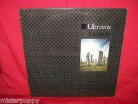 ULTRAVOX Lament LP 1984 ITALY First Pressing Mint-