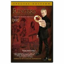 RINGERS: LORD OF THE RINGS FANS ~ SPECIAL ED DVD Leonard NIMOY SINGS! Tolkien