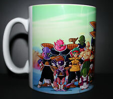 Custom full wrap Dragon Ball Z Characters novelty gift mug