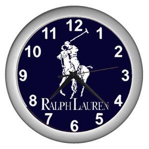 Polo ralph lauren Logo Wall clock