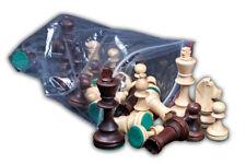 Pezzi scacchi in legno (re 98 mm)