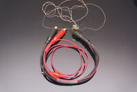 NEW! IMPROVED REGA REWIRE KIT cable, full Litz wiring, female RCA