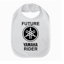 FUTURE YAMAHA RIDER BABY BIB FEEDER BURP CLOTH 84578917
