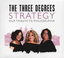 The THREE DEGREES - Strategy CD 016 DIGI  soul music Tribute to Philadelphia