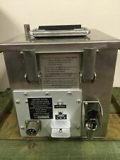 MILITARY HOT WATER AND MRE RATIONS HEATER -- 24 VOLT (NEW IN BOX)