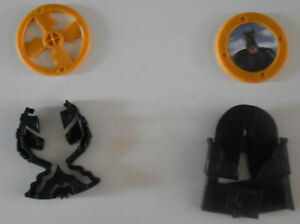 General Mills cereal Batman Dark Knight movie Launchers 1 & 3