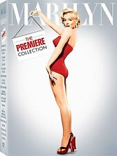 MARILYN The Premiere Collection Marilyn Monroe BRAND NEW 17-DISC MOVIE DVD SET
