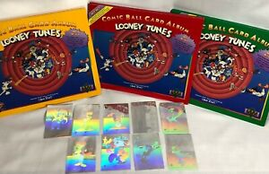Upper Deck Comic Ball Card 1990 Looney Tunes Set Series #1 Complete 1-585 Cards