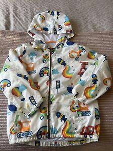 Lovely Boys Next Rain Coat/jacket Age 4-5 Years