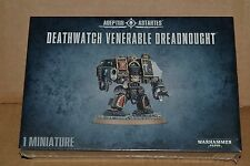 Deathwatch Venerable Dreadnought Warhammer 40k NIB NEW GW Fast Ship WB37