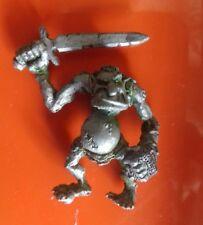 #C MM40 Troll Marauder miniaturas citadel GW WARHAMMER Oldhammer trolls a través de