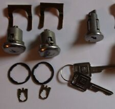 1967-1972 Chevy GMC Truck Ignition and Door Locks With 2 Matching GM Key's