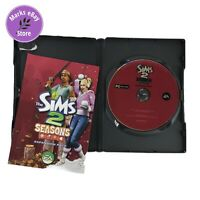 The Sims 2 Seasons Expansion Pack PC Game 2007 DVD-ROM Complete