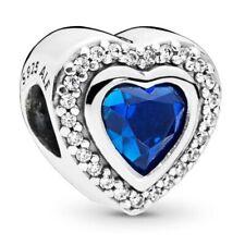 Genuine PANDORA S925 ALE Sparkling Love Heart charm Silver 797608NANB RRP £60