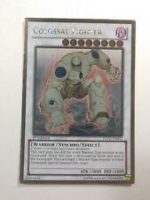 Colossal Fighter - PGLD-EN043 - 1ST ED. - NM YuGiOh TCG card - Gold Rare