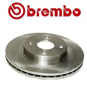 For Toyota Chevy Front Left or Right Brake Disc Rotor Vented Coat 255mm Brembo