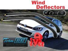 Wind deflectors VOLKSWAGEN GOLF VII  2012 - 3.doors  2.pc set HEKO 31199