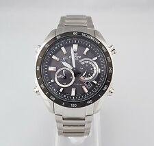 Casio EQW-T620DB-1AER Edifice Chronograph Mens Radio Controlled Watch S/Steel