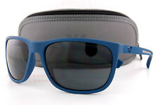 87bcff49585 Brand New EMPORIO ARMANI Sunglasses 4078 553887 Blue Gray Men