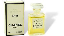 """Chanel - """"No 19"""" Parfum Miniatur Flakon 4ml EdP Eau de Parfum mit Box"""