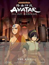 Avatar: The Last Airbender - The Rift Library Edition Gene Luen Yang Hardcover
