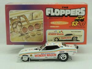 1320 The Floppers Don Schumacher's Wonder Wagon 1/24 Scale 'Cuda Nitro Funny Car