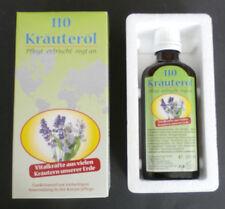 20x 100 ml huile à base d'herbes 110 HERBES SOINS buccaux massage odeurs de