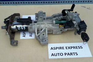 2010 Ford Expedition Navigator Steering Column W/ Key OEM 5.4L V8