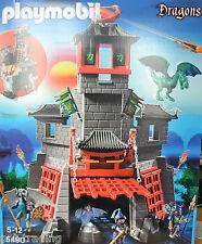 NEUF Playmobil 5480 Drachenfestung Forteresse ritterfestung Dragon Château