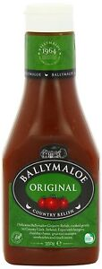Ballymaloe Country Relish Squeezy 350g (Pack of 4) - Sold by DSDelta Ltd