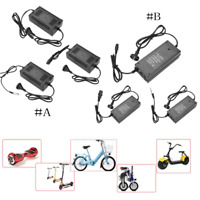 110-240V 36/48V 1.6-1.8A Battery Charger E-bike Electric Scooter Bike Bicycle