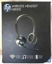 HP Wireless Stereo Headset H8000, Pre Owned