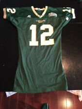 Game Worn Colorado State Rams Football Jersey Used #12 Size L