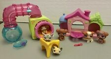 Littlest Pet Shop - Hamster House, Dog House & Cheese