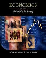 Economics: Principles and Policy by Alan S. Blinder & William J. Baumol, 12th Ed